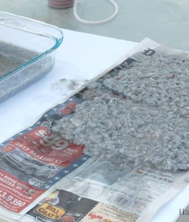 how to recycle newspaper into gorgeous notecards no blender needed