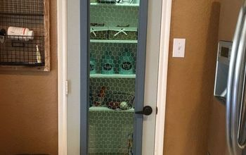 Pantry Door Upgrade