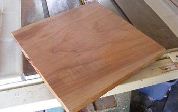 make a cherry cutting board