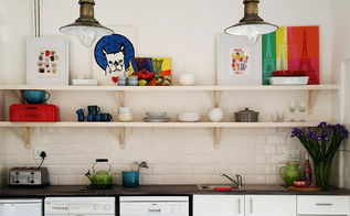 how to create a tiny kitchen on a budget