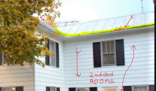 q help standing seamed roof leaking