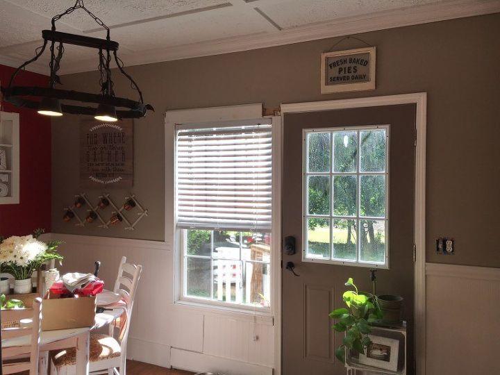 Brand-new DIY $10 Corrugated Metal Awning | Hometalk HC71