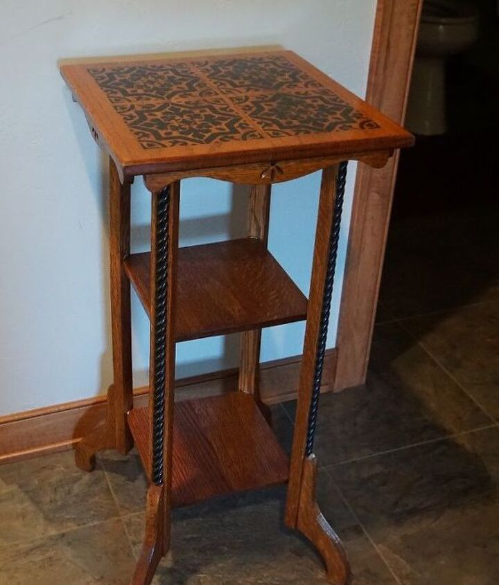 moroccan inspired nightstand