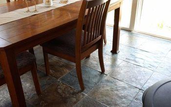 Kitchen Floor Replacement