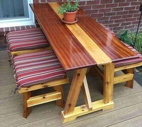 Small Picnic Table