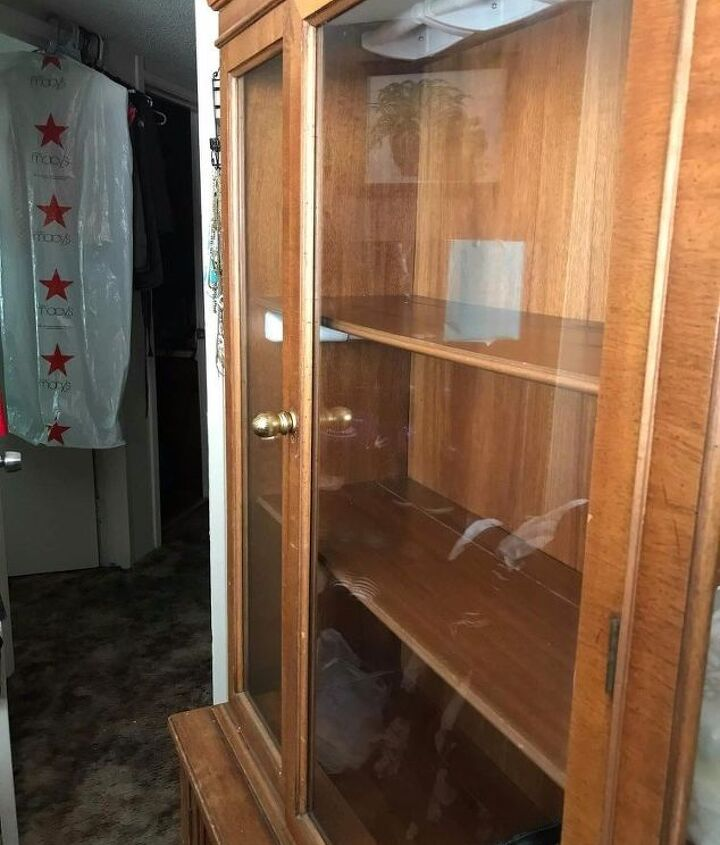 a lively hutch transformation