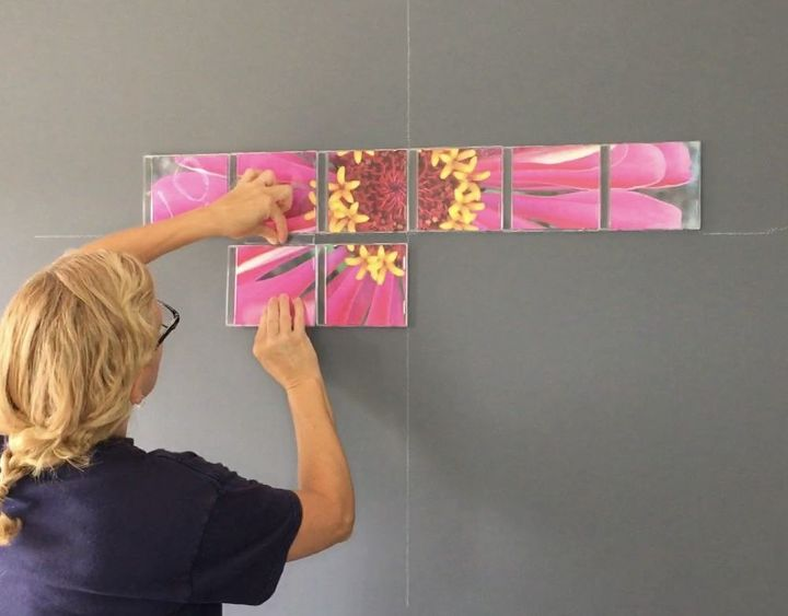 Use Your Old CD Cases for Creative Wall Art   Hometalk