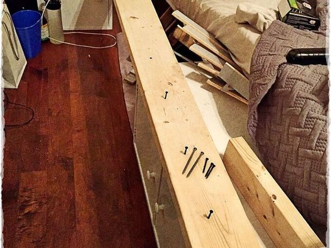 how to build a queen japanese style platform storage bed