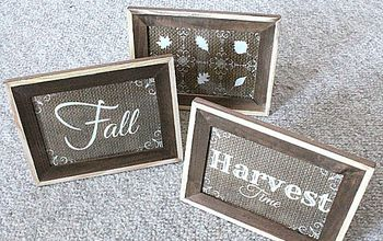 get this burlap printable set for fall for free