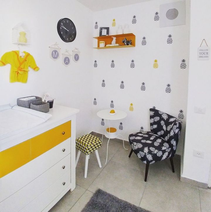 my baby girl room