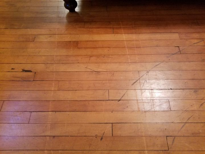 How To Remove Or At Least Lessen Scratches On Hardwood Floors