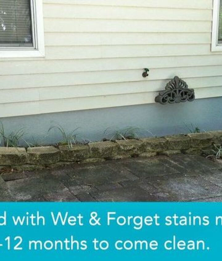 easy exterior house cleaning method