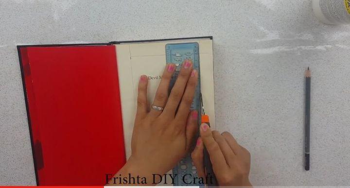 DIY How to Make a Book Safe | Hometalk