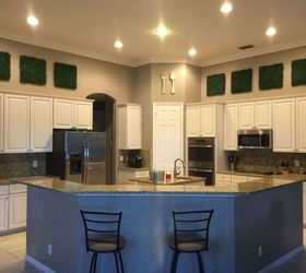 Elegant Kitchen Cabinet Painting
