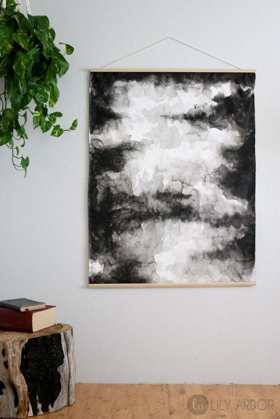 fluid abstract art
