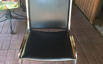 Updating an Old Desk Chair