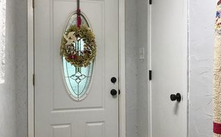 builder grade door makeover