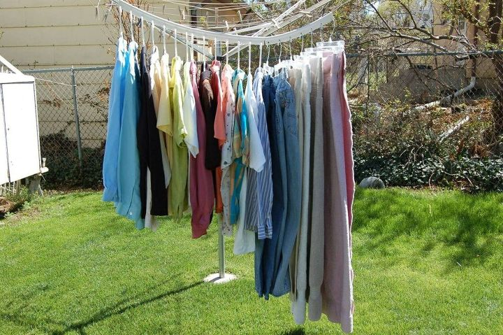 t has anyone tried air drying your laundry with the tibbe line