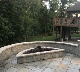 Best Way To Regrout Slate Tiles Outdoors? Current Sand Grout Peeling |  Hometalk