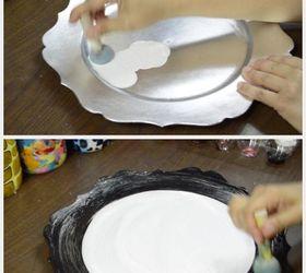 DIY Multi Purpose Plate Decor