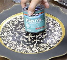 diy multi purpose plate decor wall art charger plate gift & DIY Multi Purpose Plate Decor | Decoupage u0026 Puffy Stickers | Hometalk