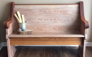 complete church pew restoration