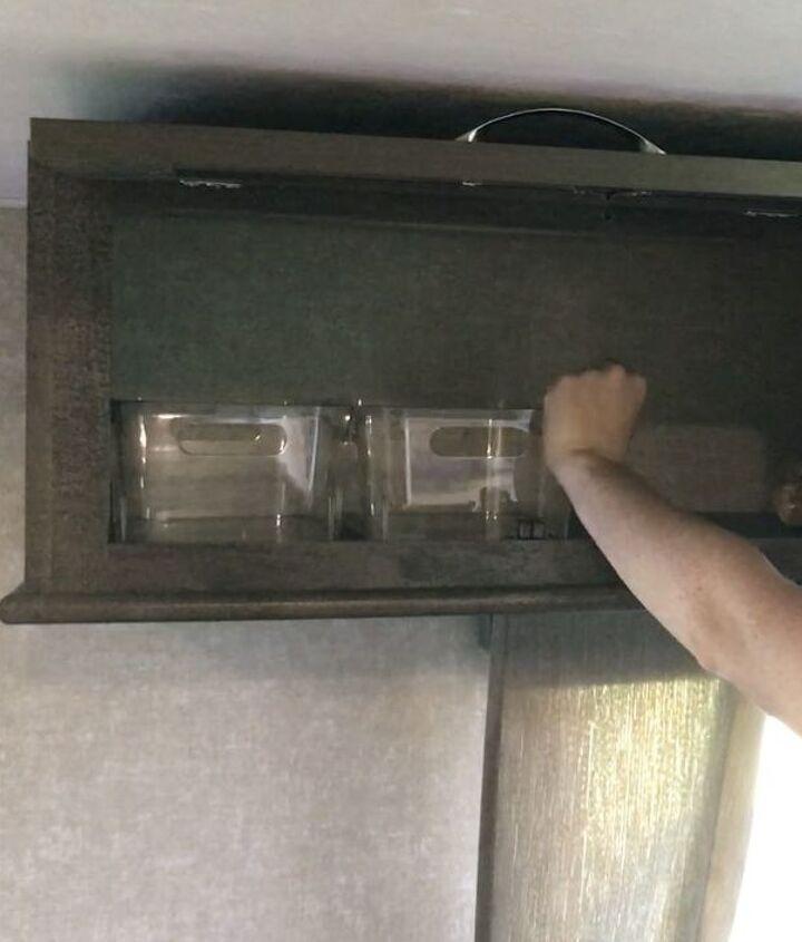 5 camper storage hacks