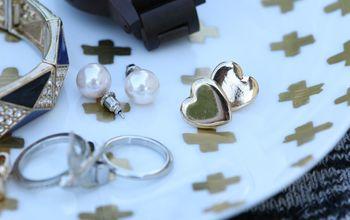 diy jewelry organizers l chic modern simple