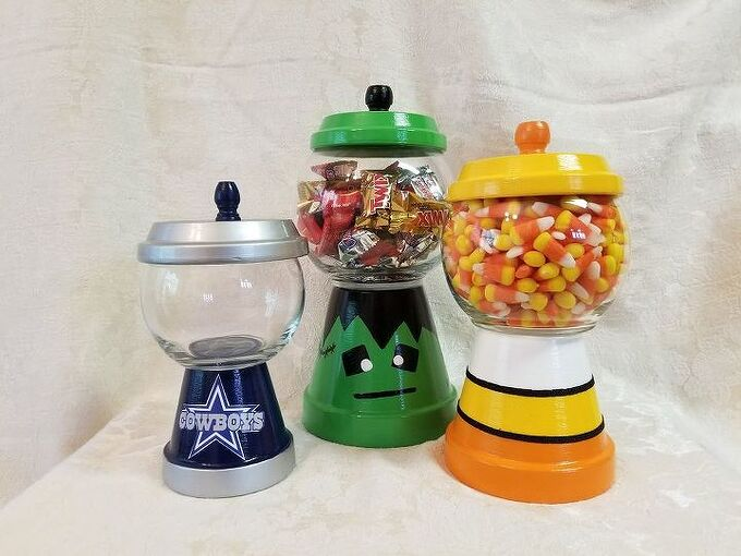 ready to make a cute and easy diy candy bowl
