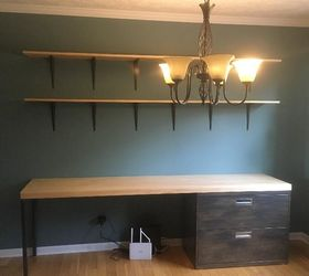 Exceptionnel Diy Metal Cabinet Desk