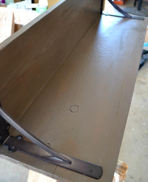 outdoor faucet handles as coat hooks