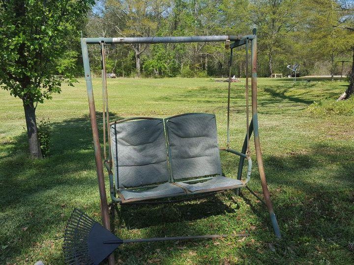 swing make over