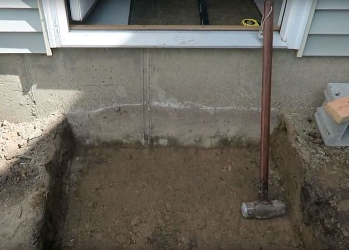 Fantastic How to Build Cinder Block Steps | Hometalk IR33