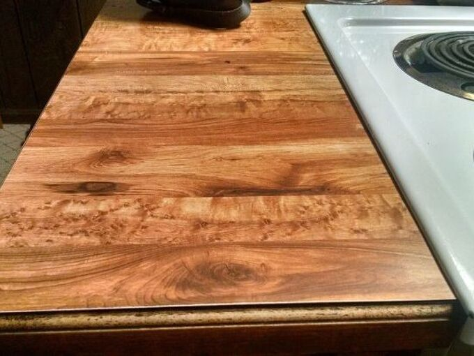 Butcher Block Laminate Countertops