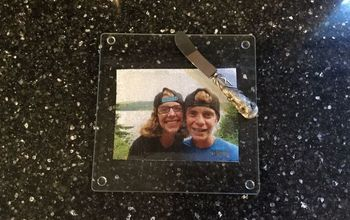 Personalized Photo Trivet