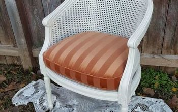 Ordinal Vintage to Classy Shabby Chic Chair