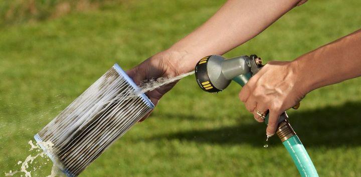 diy pool maintenance tips and tools
