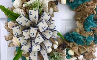 grapevine burlap wreath