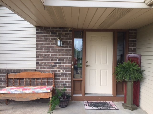 q help with front door appearance