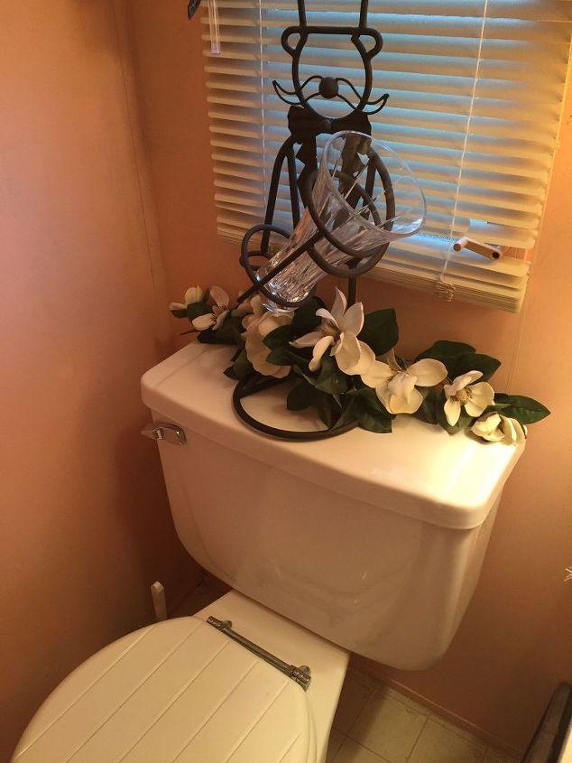 toilet seat screwdown