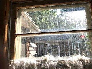 q i used tsp to clean windows and replace the glazing