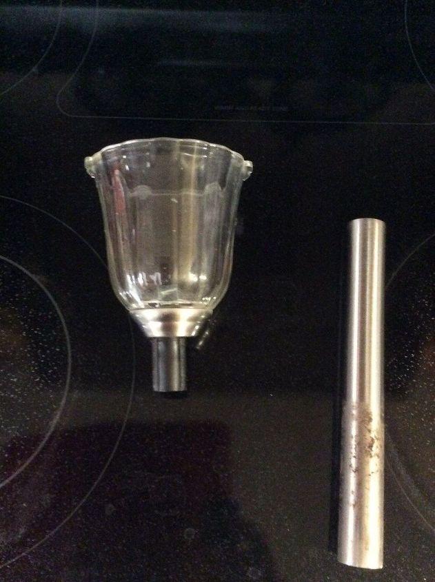 q how can i repurpose solar light globs