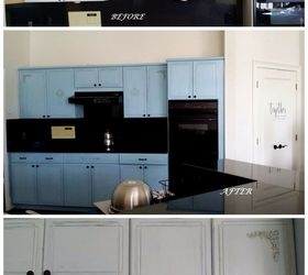 Diy Repainted Kitchen Cabinet Like A Pro Before After