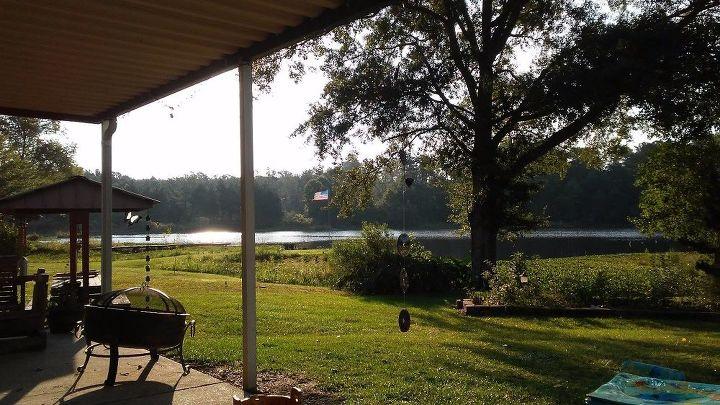 q i noticed ur draps on ur back porch would love help on my porch itsl