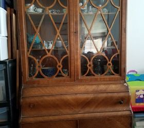I Need Your Help To Bring An Old China Cabinet Back To Life. | Hometalk