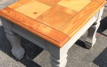 end table redo