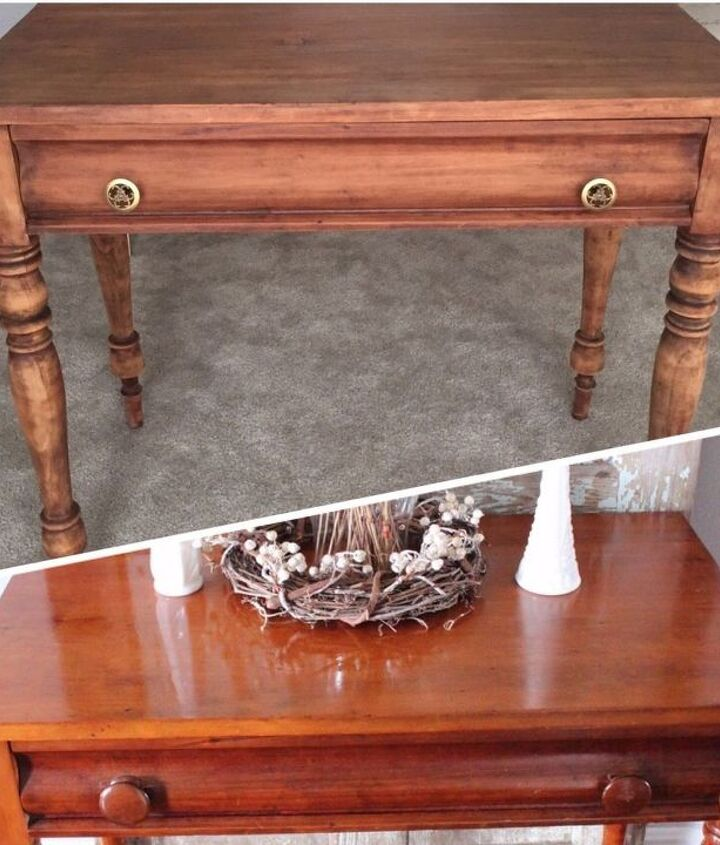 the easy way to strip furniture of polyurethane paint and stain