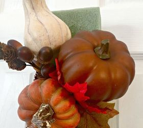 Bon Luxurious Fall Swag For Your Front Door