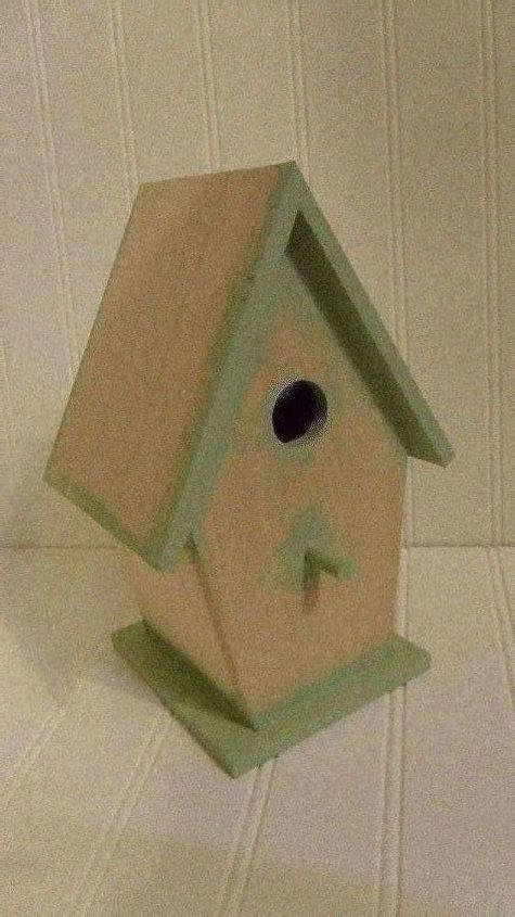 golden book birdhouse