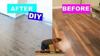 Stain Wood Laminate Flooring